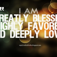 DMX Prayer 5: I am Favored