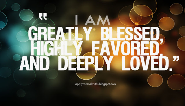 i+am+greatly+blessed