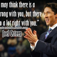 Joel Osteen's Inspirational Quotes