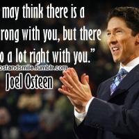 Joel Osteen's Inspirational Quotes