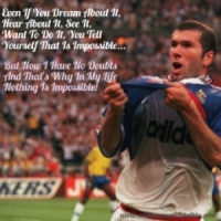 In My Life Nothing is Impossible; The Zidane's Story
