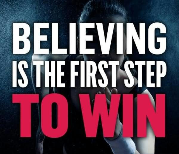 Winning Is AMentality