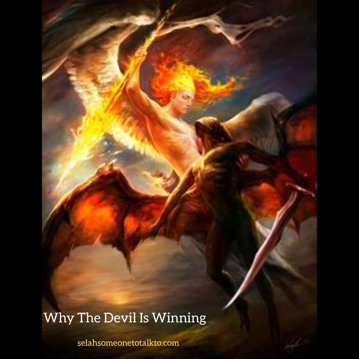 Why The Devil Is Winning