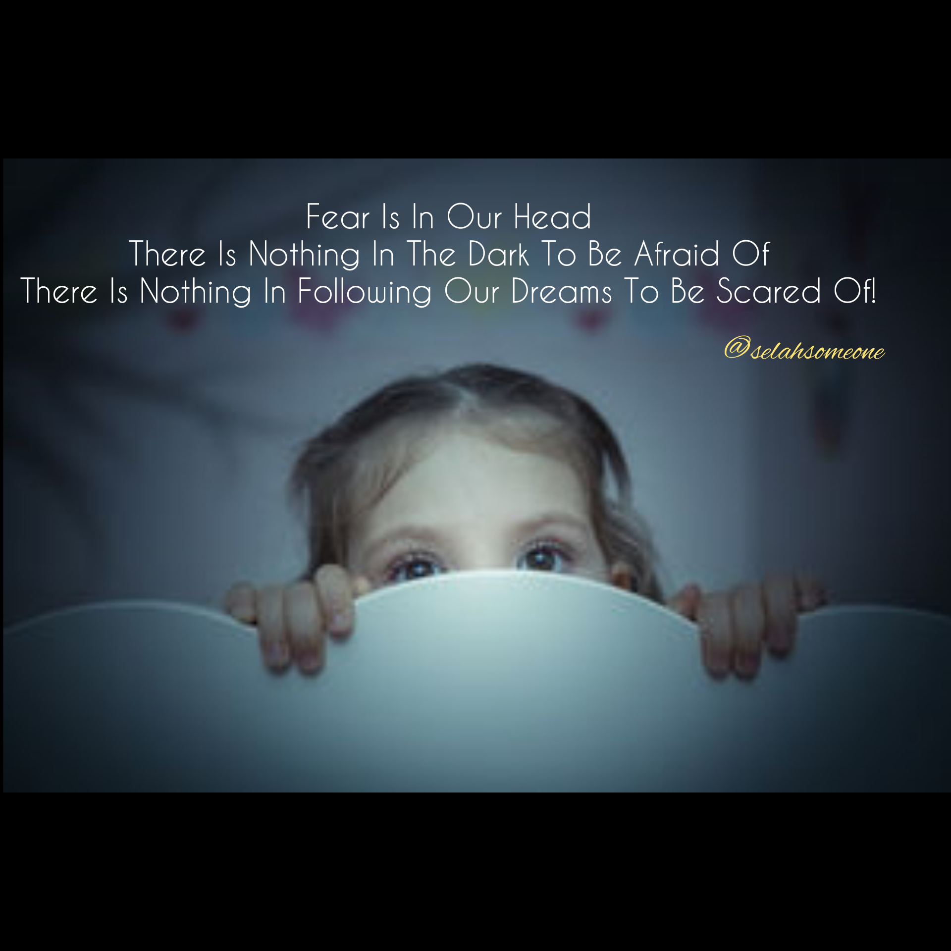 Why do people fear the dark