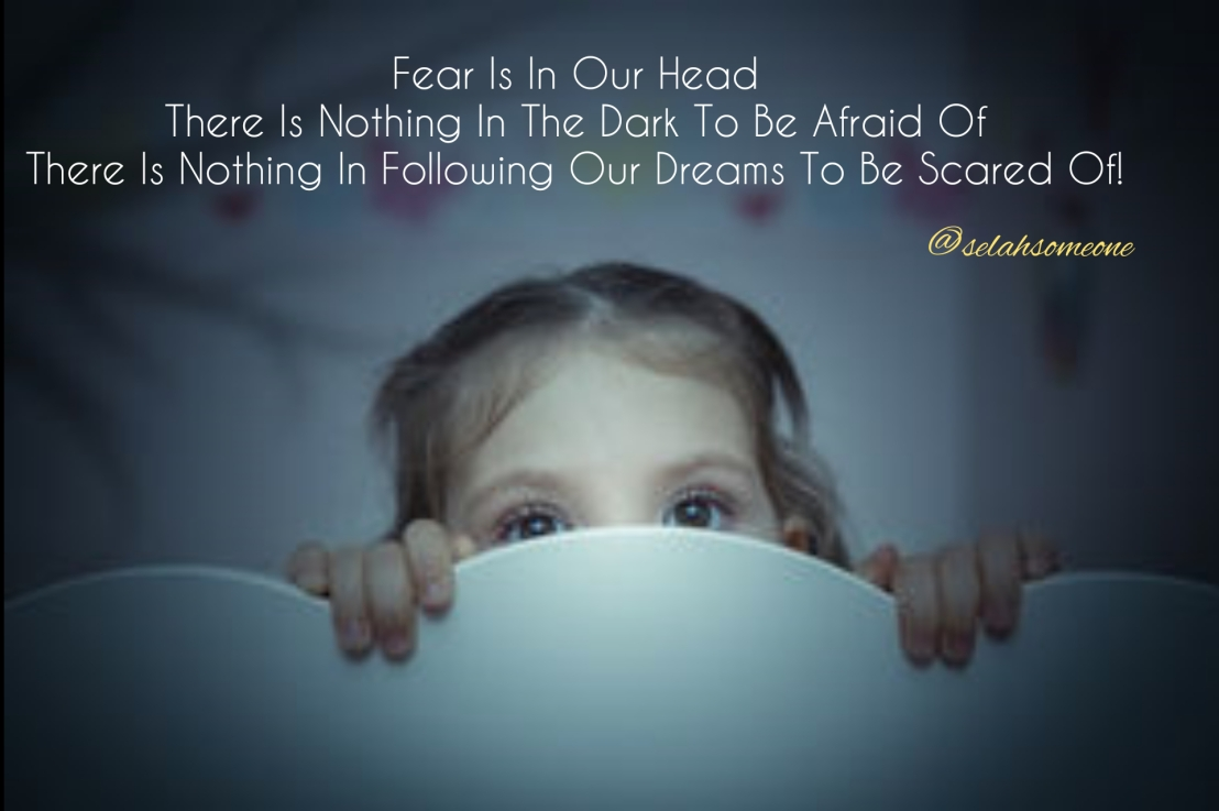 My Fear When I Was Young