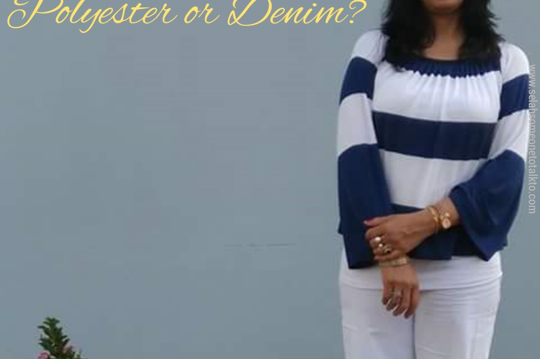 Does God Prefer Polyester or Denim?