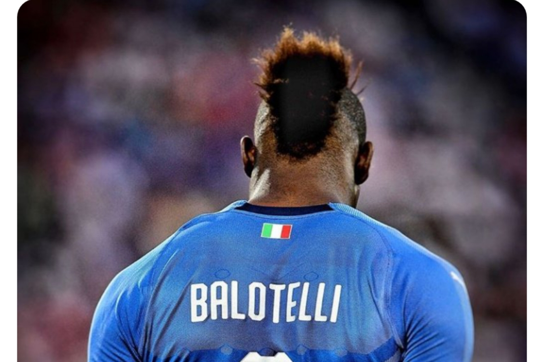What happened to Balotelli?