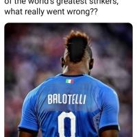 What happened to Balotelli?
