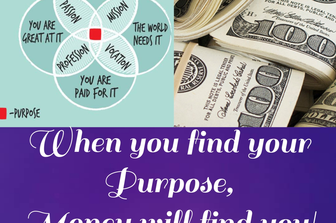 Purpose Versus Money