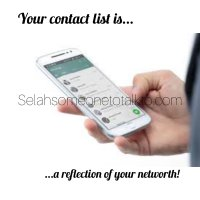 How Powerful Is Your Contact List